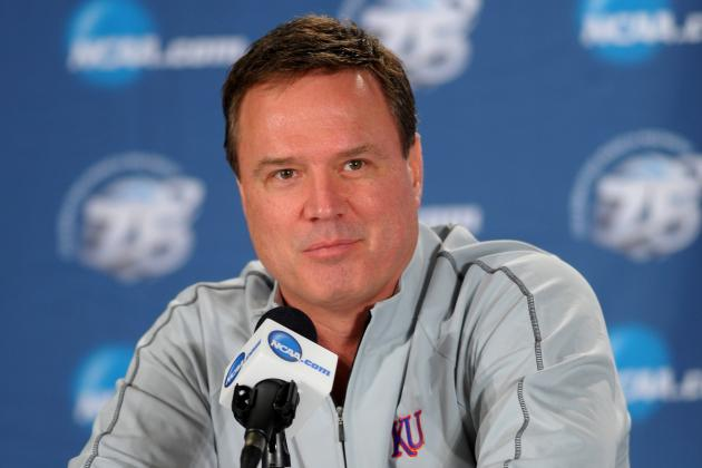 Bill Self Leads Young, Athletic Kansas Team into Recharge Season