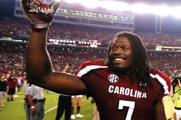 Jay Z and Roc Nation Sports Reportedly Pursuing Jadeveon Clowney
