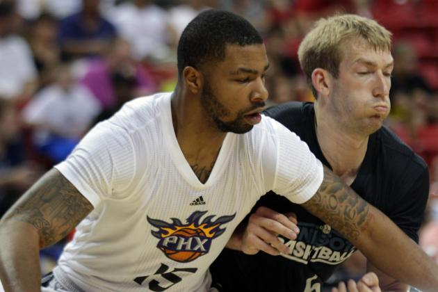 KU Basketball Notebook: Morris Twins Runners-Up in Vegas