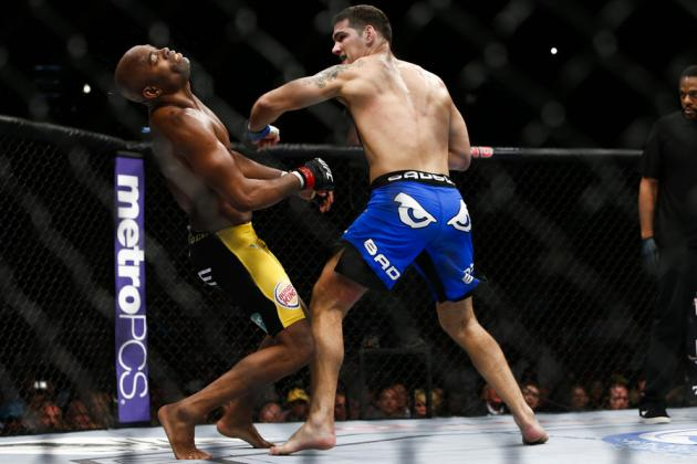 Cesar Gracie on Anderson Silva: