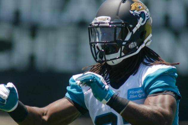 Blackmon, Cyprien Open Jaguars' Camp on PUP