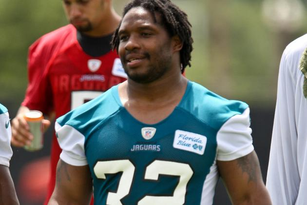 Maurice Jones-Drew Injury: Jaguars RB Cleared for Camp