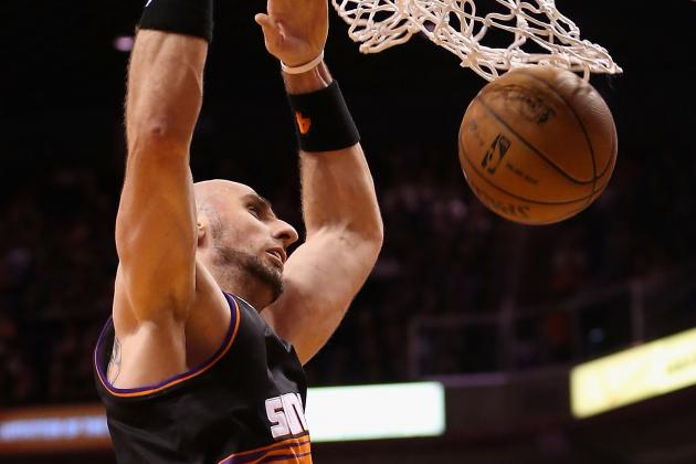 Debate: Should the Suns Move on from Gortat?