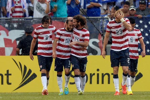 USA vs. Honduras: Gold Cup Semifinal Date, Time, Live Stream, TV Info and More