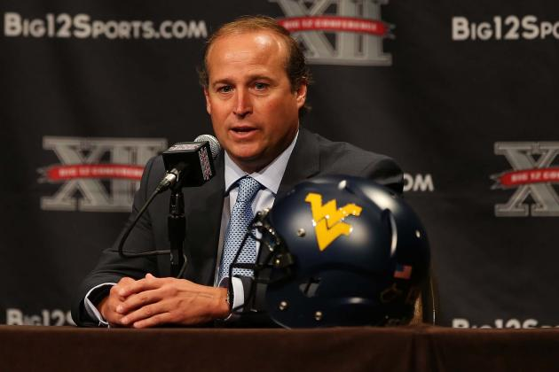 Dana Holgorsen Calls out Nick Saban, Bret Bielema on Uptempo Offense