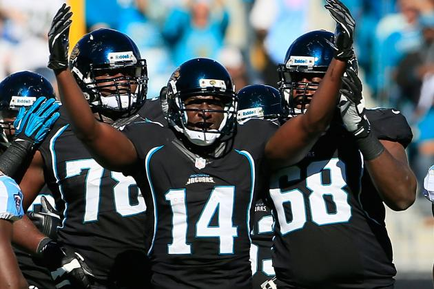 Justin Blackmon Injury: Updates on Jaguars WR's Recovery from Groin Surgery