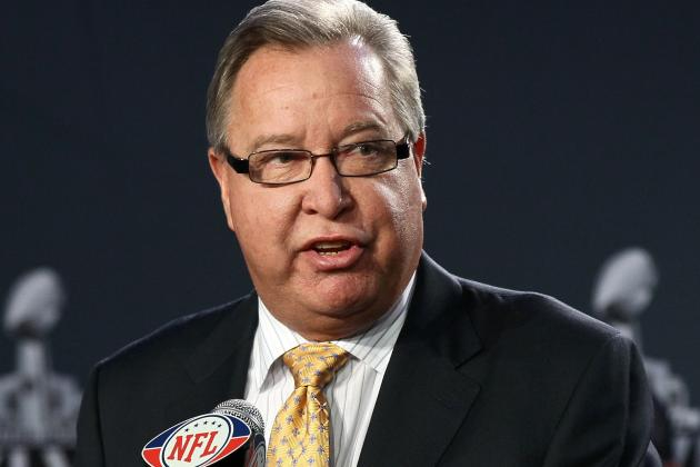 Aaron Rodgers Is No. 1, Says Ron Jaworski