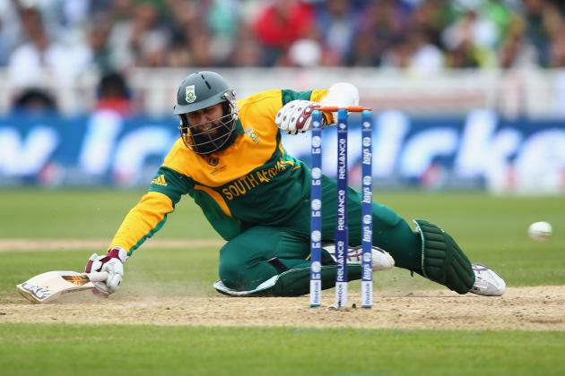 Sri Lanka Beat the Rain and South Africa to Take Grip on ODI Series