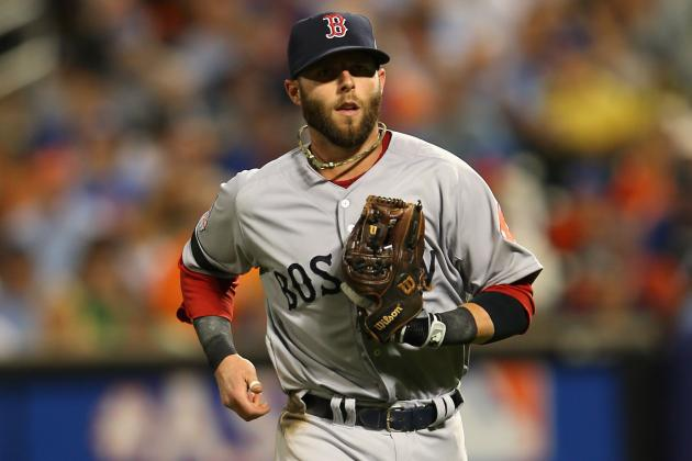 Report: Sox, Pedroia Agree to Extension