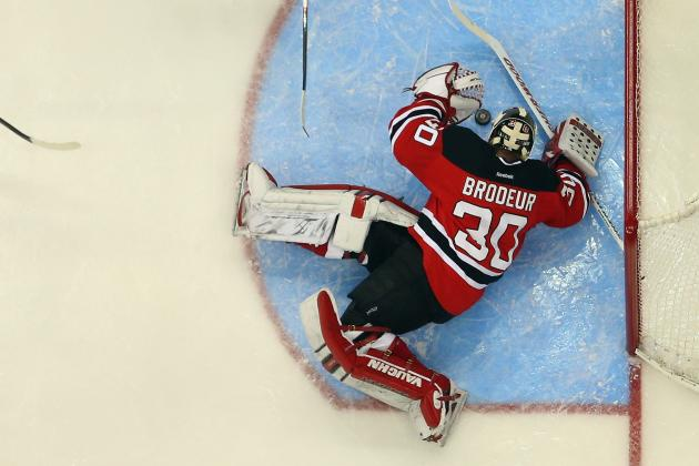 Olympics Hockey: No Camp Invitation for Brodeur