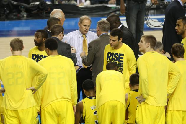Beilein: Contract Extension Was Needed for Recruiting