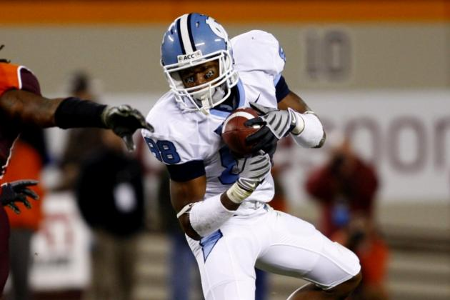UNC's Fedora Hopes Speed Kills the Opposition