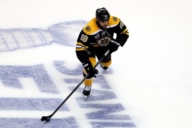 Did Columbus Overpay for Nathan Horton?