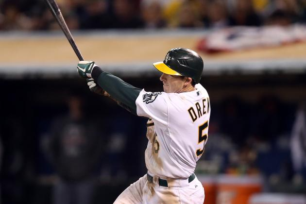 2013 MLB Trade Deadline: Oakland A's Options at 2nd Base