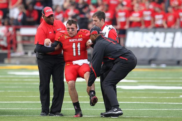 Season-Ending Injuries a Thing of the Past, Terps Say