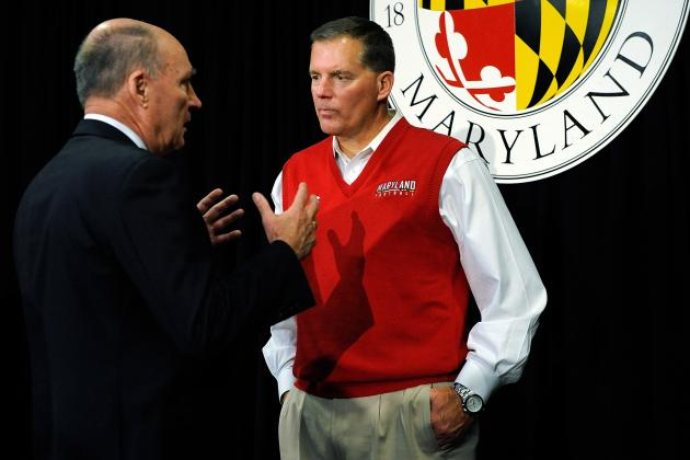 At Football Media Day, Interest in Terps Focuses on Leaving ACC, Joining Big Ten