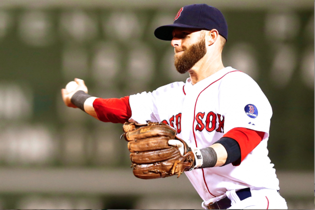 Dustin Pedroia and Red Sox Agree to 8-Year, $100 Million Extension