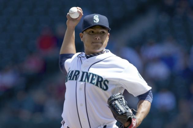 Mariners Recall Erasmo Ramirez to Start vs. Indians