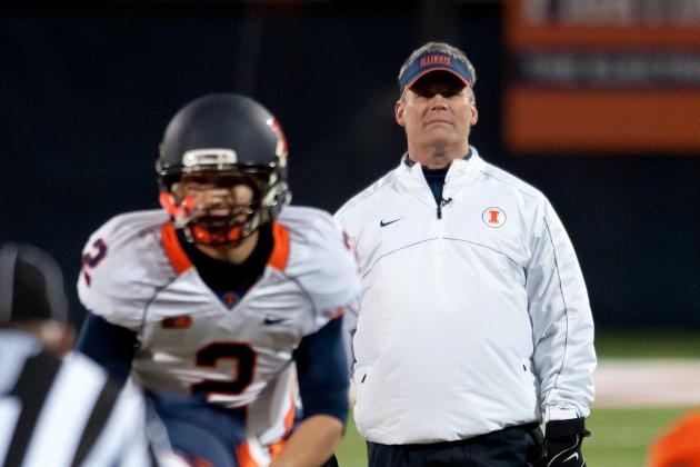2013 Illinois Football's 10 Things to Know: A Desperate Search for Play-Makers