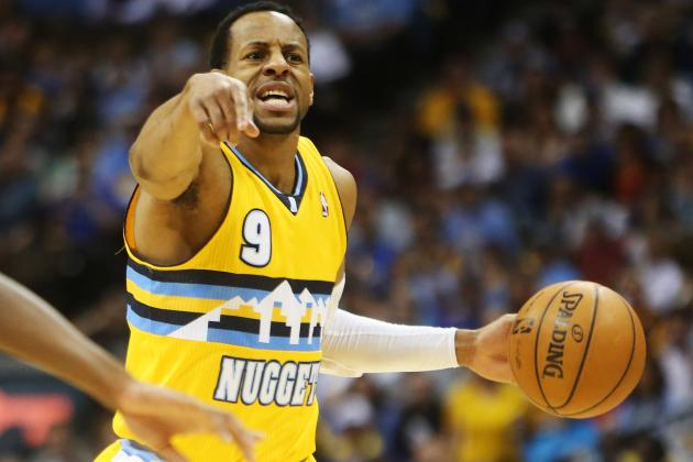 How Andre Iguodala Elevates Golden State Warriors' Playoff Ceiling