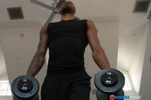 Video: Behind the Scenes of Chandler's Summer Workout