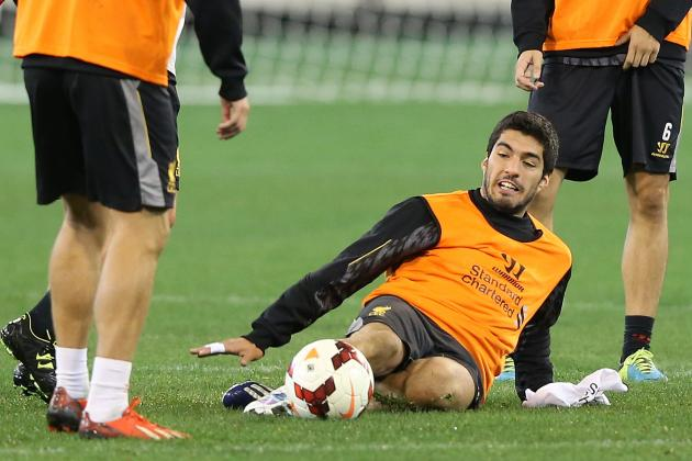 Liverpool Transfer Rumours: Reds Should Part Ways with Disgruntled Luis Suarez