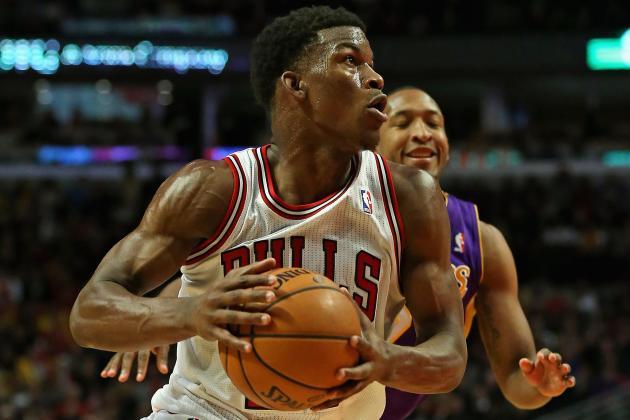 Chicago Bulls: Tom Thibodeau Pegs Jimmy Butler as Starting Shooting Guard