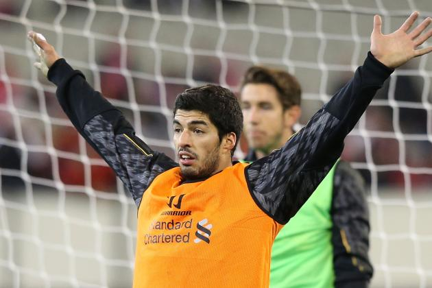 Liverpool Transfer News: Latest Talk on Luis Suarez and More from Anfield