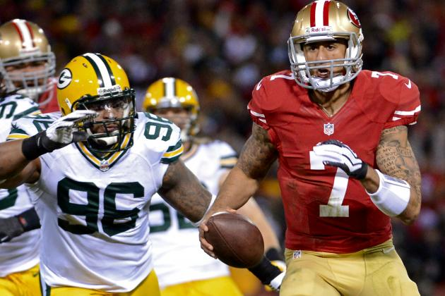 Kaepernick Says He Heard the Packers Turning on Eachother