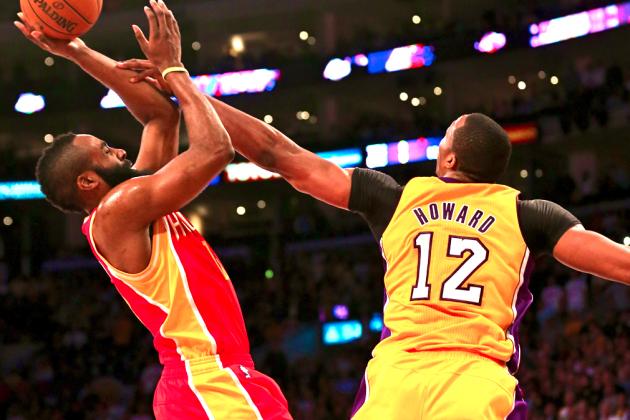 Will Houston Rockets Belong to James Harden or Dwight Howard in 2013-14?