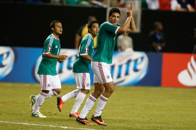 Mexico vs. Panama: Gold Cup Semifinal Date, Time, Live Stream, TV Info and More