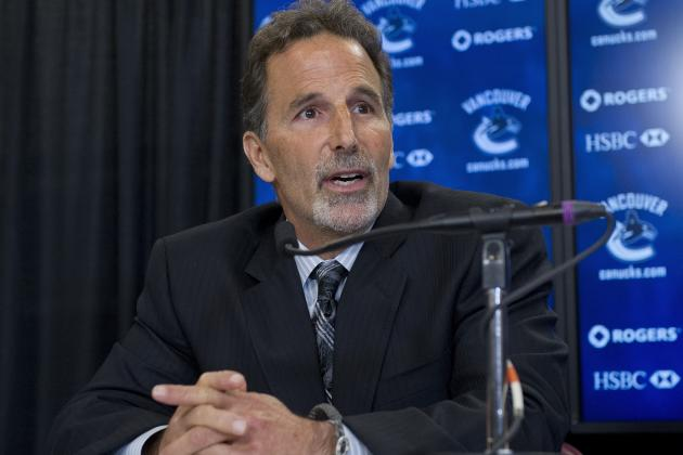 Veteran Canuck Extends Welcome Mat for Tortorella