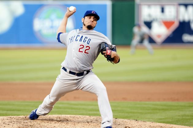 MLB Rumors: Latest Intel on Matt Garza Trade and More from Around the League