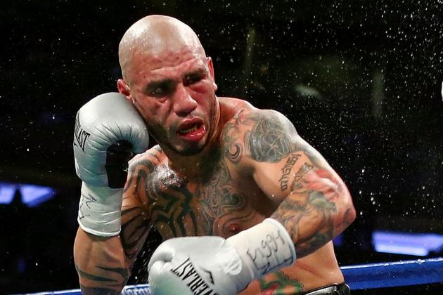 Delvin Rodriguez 'Very Motivated' for Miguel Cotto
