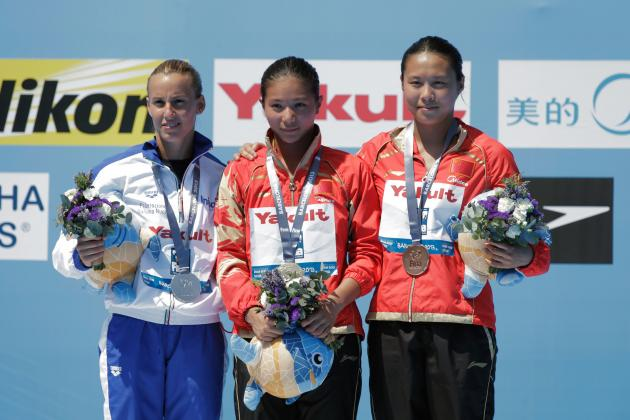 Diving World Championships 2013 Results: Top Performers From Tuesday's Action