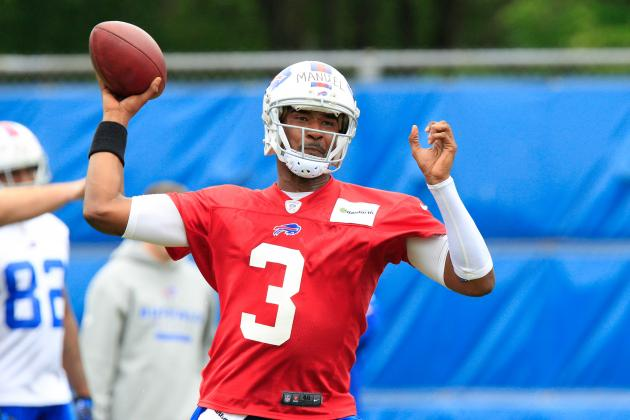 2013 NFL Predictions: E.J. Manuel and Surprise Rookie Breakout Candidates