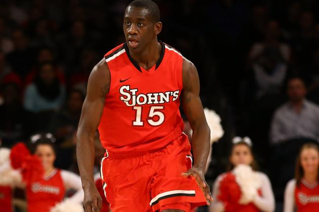 St. John's Announces 2013-14 Non-Conference Men's Basketball