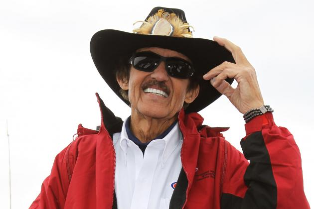 Richard Petty Recalls Last NASCAR Dirt Race