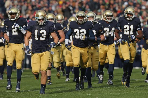 Notre Dame Football: Must-See Matchups for Fighting Irish Fans in 2013
