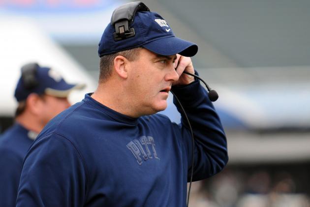 Ohio Defensive Back Commits to Pitt