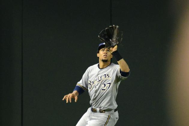 Carlos Gomez Makes Return Tonight vs. Padres