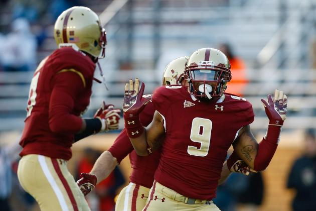 Boston College Picked to Be Last in ACC