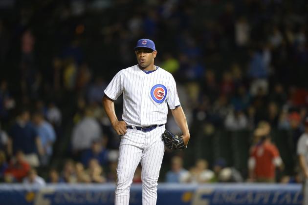 Dodgers Recall Carlos Marmol