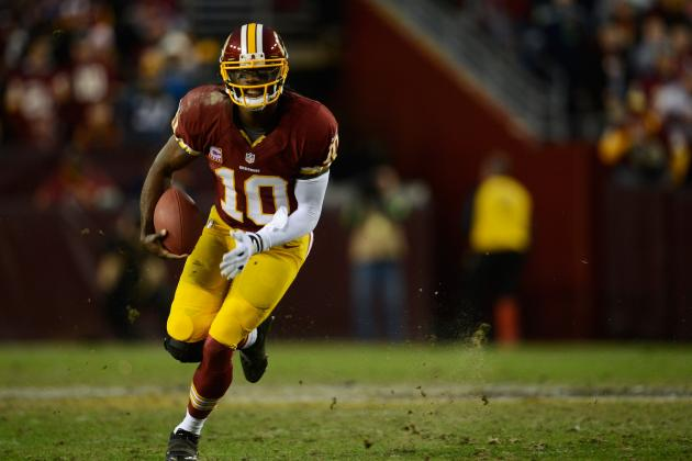 RGIII's Amazing Comeback for the Washington Redskins