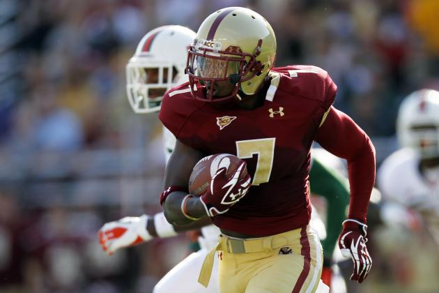 Previewing List of Top Players for BC in 2013