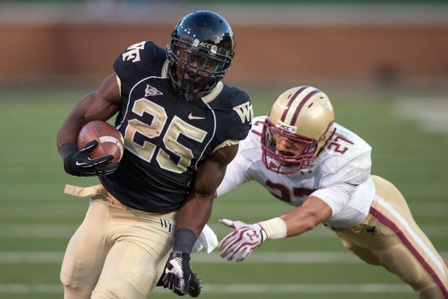 The Boston College-Wake Forest Rivalry to Fight Hunger