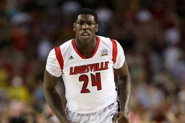 Montrezl Harrell's Gymrat Mentality Keeps Louisville in 2014 Title Hunt