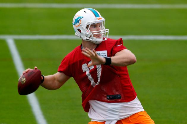 Debate: Predict Ryan Tannehill's Numbers for 2013 Season