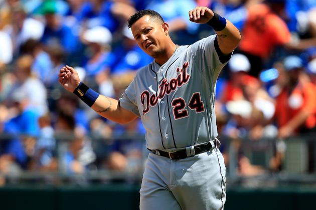 Cabrera Sits for 2nd Time This Season After Hip Injury