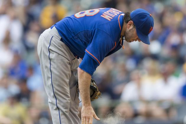 Mets Request Release Waivers on Shaun Marcum